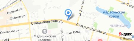 Anex Shop на карте Краснодара