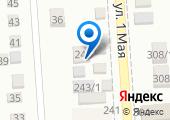 Сонар-К на карте