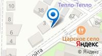 Компания Корона на карте