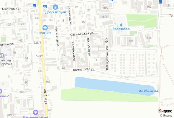продажа квартир Городской квартал