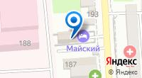 Компания Майский на карте