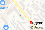 Схема проезда до компании Касса Взаимопомощи ЦФО в Семилуках