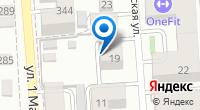 Компания Belleza на карте