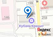 Краевой медицинский центр на карте