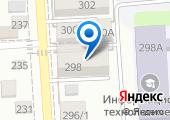 Магазин канцелярских товаров на ул. 1 Мая на карте