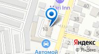 Компания Цветоград на карте