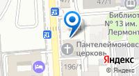Компания Свято-Пантелеимоновский храм на карте