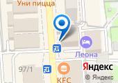 Центр сертификации профессионалов на карте