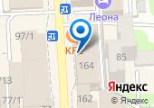 КБ Финанс Бизнес Банк на карте