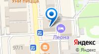 Компания русский спорт 23 на карте