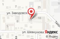 Схема проезда до компании Торгово-монтажная компания в Российском