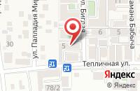 Схема проезда до компании Qiwi в Российском