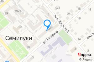 Снять однокомнатную квартиру в Семилуках ул Гагарина 28