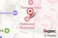 Схема проезда до компании СОГАЗ-Мед в Семилуках