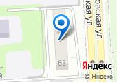 ИП Денисов В.В. на карте