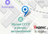Музей ретро автомобилей на карте