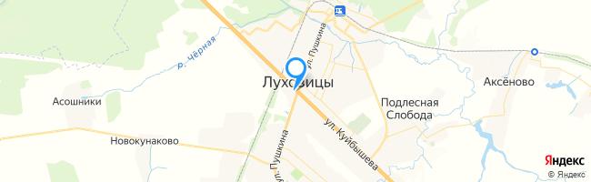 город Луховицы