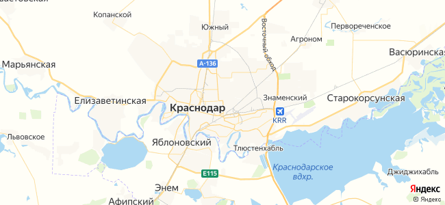 48 маршрутка в Краснодаре