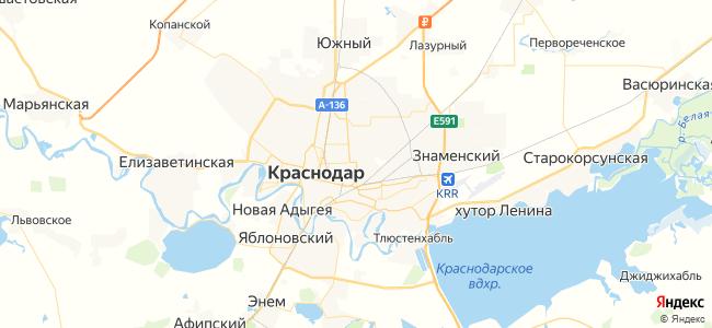 58 маршрутка в Горячий Ключ