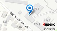 Компания Специальные системы безопасности на карте