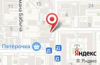 Схема проезда до компании Гармония кидс в Российском