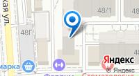 Компания Макинтош на карте