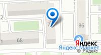 Компания Эрика на карте