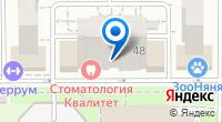Компания Сандал на карте