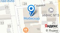 Компания Мобискар Тюнинг на карте
