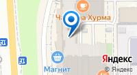 Компания Илифия на карте