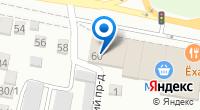 Компания Кристофер на карте