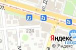 Схема проезда до компании Ножницы в Краснодаре