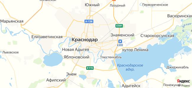 2 автобус в Краснодаре