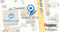 Компания все для офиса на карте