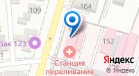 Компания Станция переливания крови на карте