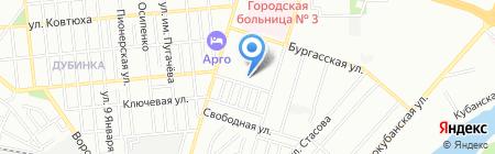 Ремэкс-ДиАл на карте Краснодара