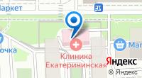 Компания Екатерининская на карте