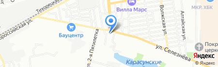 All truck parts на карте Краснодара