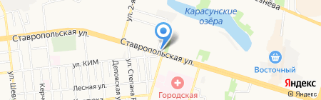 Di style на карте Краснодара