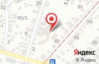 Схема проезда до компании СЕЙФ в Краснодаре