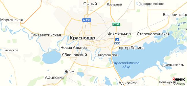 14 автобус в Краснодаре