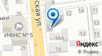 Компания ТЕХДОК на карте