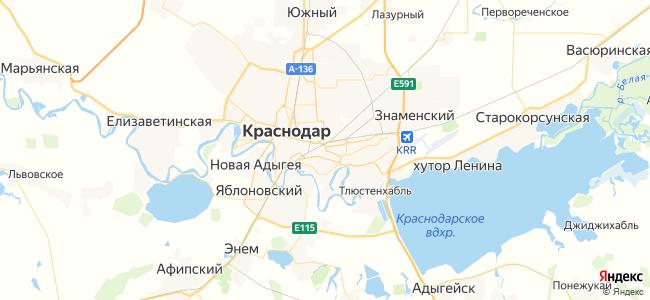 31 маршрутка в Краснодаре