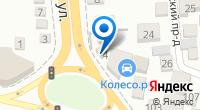 Компания CarPrice на карте