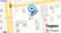 Компания Кубаньсервис на карте