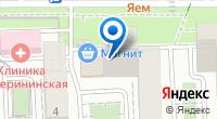 Компания Теплостройсервис-Окна на карте