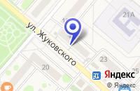 Схема проезда до компании ТД НАДЕЖДА в Луховицах
