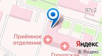 Компания Травматологический пункт глазной неотложной помощи на карте