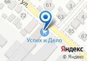 ОДИСС на карте
