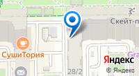 Компания Драйв на карте